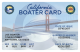 California Boater Card Applications Now Being Accepted