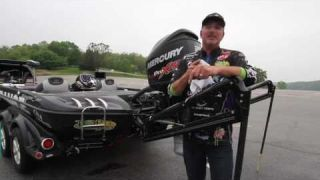 Jimmy Reese Power Pole Pro explains the advantages of fishing with Power-Poles