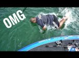Jacob Wheeler Can NOT Believe What's Happening while Challenging Spinnerworm Bass Fishing
