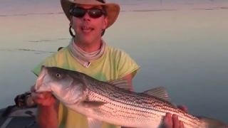 Is your HEAD right for Hunting BIG STRIPERS???