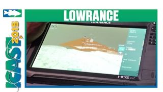 Lowrance 3D Structure Imaging with Tackle Warehouse Pro Mike Iaconelli ICAST 2015