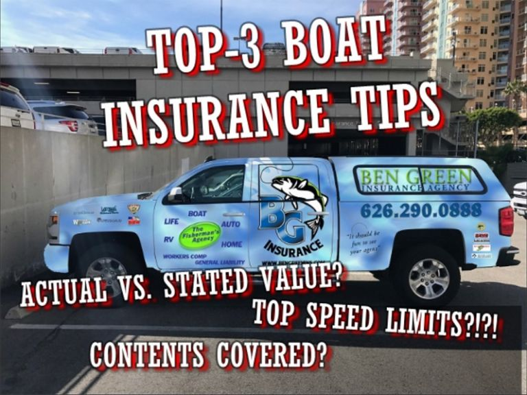 "Top-3 Bass Boat Insurance Questions ANSWERED! - ""Ben's Top 3 Boat Insurance Tips!"" Hello Friends of Westernbass.com! First off, I would like to thank all of you who have contacted me for a boat quote in 2017. Over 250 of you have called. You are providing me the opportunity to have a successful small business and pursue my fishing prowess. I am grateful to call you friends. Here is an update on Ben Green Insurance Agency:"