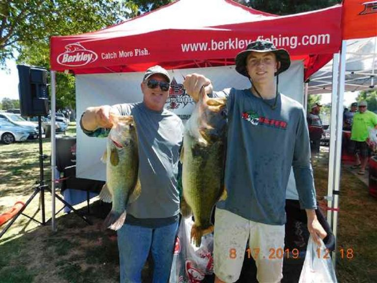 19.11 to Win Clear Lake - BBT Aug 17 Results and Winners Report