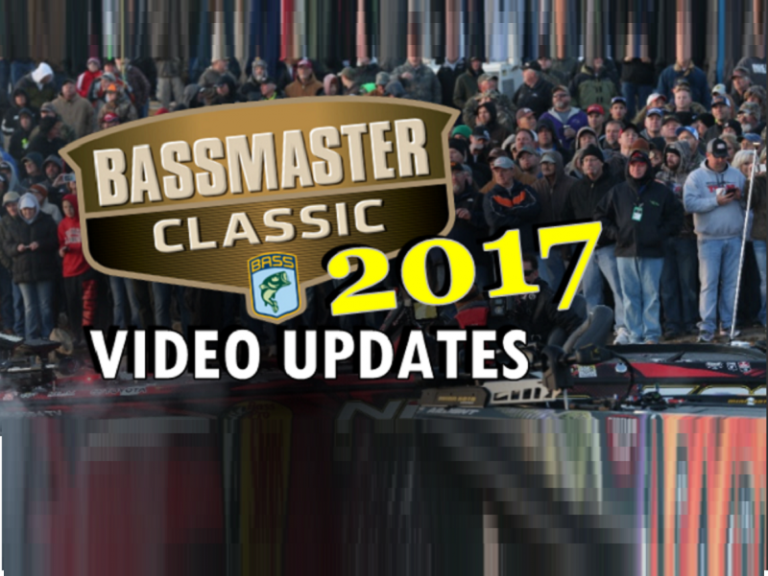 Video Updates 2017 Bassmaster Classic - Click for video updates from the Classic with Ish Monroe, Justin Lucas, Chris Zaldain, Hank Cherry, Andy Montgomery, Keith Combs and many more