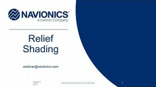 Get to Know Navionics Relief Shading, an Introduction
