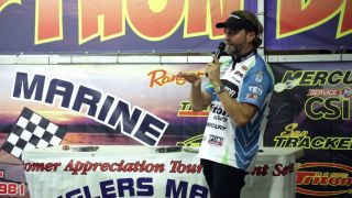 Front Feather, Hook Sets and Other Tips for Swimbait Fishing with Byron Velvick
