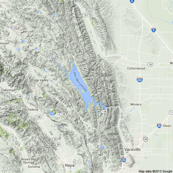 Berryessa lake and reports bass fishing forum for Lake piru fishing report