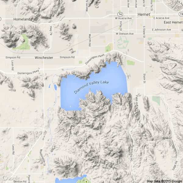 Diamond valley lake and reports bass fishing forum for Lake piru fishing report