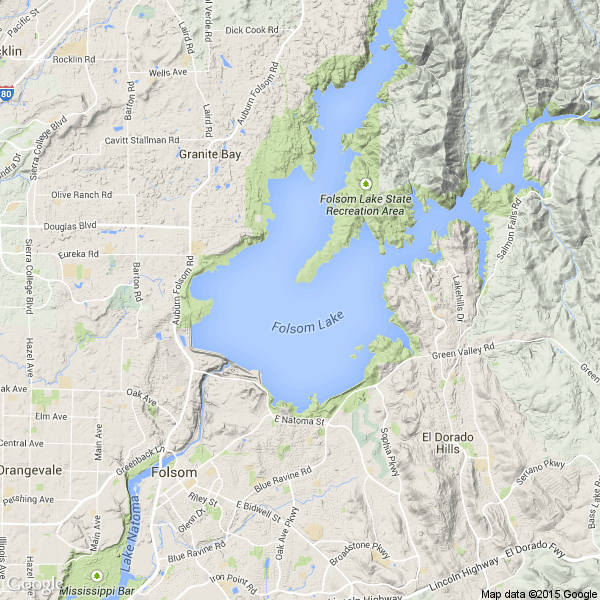 Folsom lake and reports bass fishing forum for Lake piru fishing report