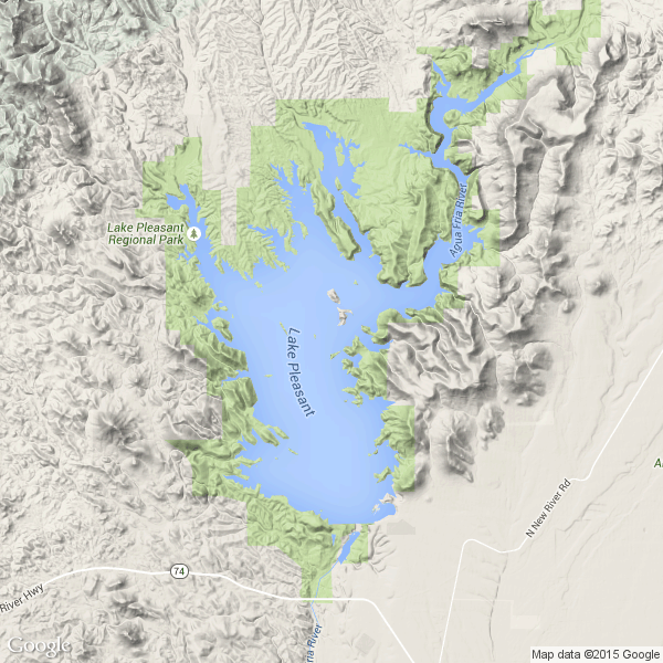 Lake pleasant and reports bass fishing forum for Lake pleasant az fishing