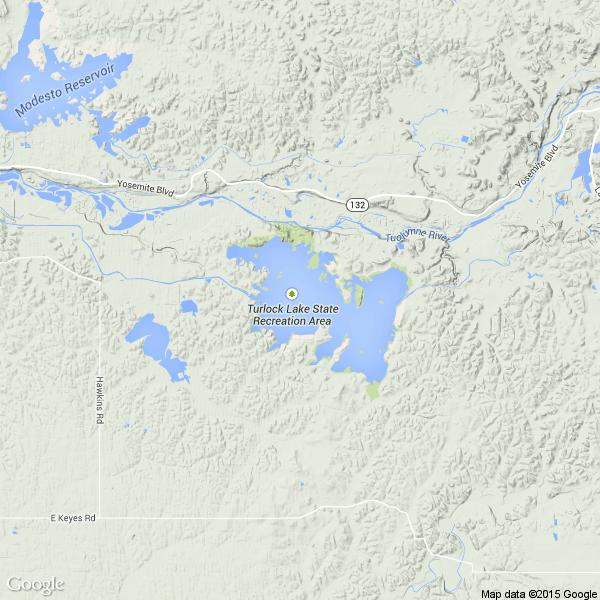 Turlock Lake Fishing Turlock Lake And Reports