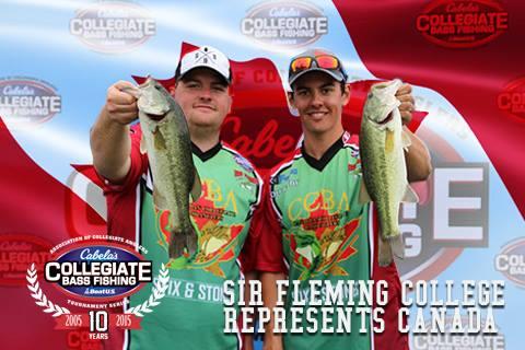 Cabela 39 s collegiate bass fishing series announces lake for Lake dardanelle fishing report