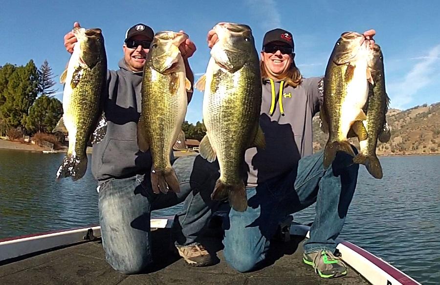 Fishing Clear Lake This Fall With Matt Allen Westernbass Com
