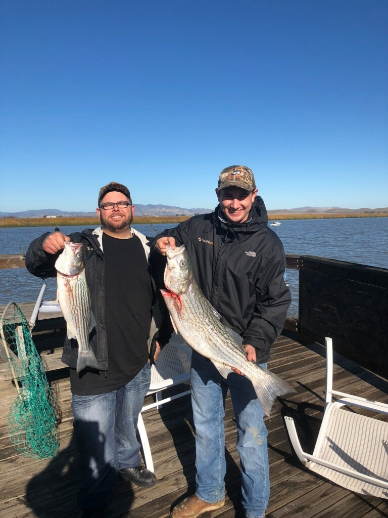 Comprehensive delta fishing report january 13 for Ca delta fishing report
