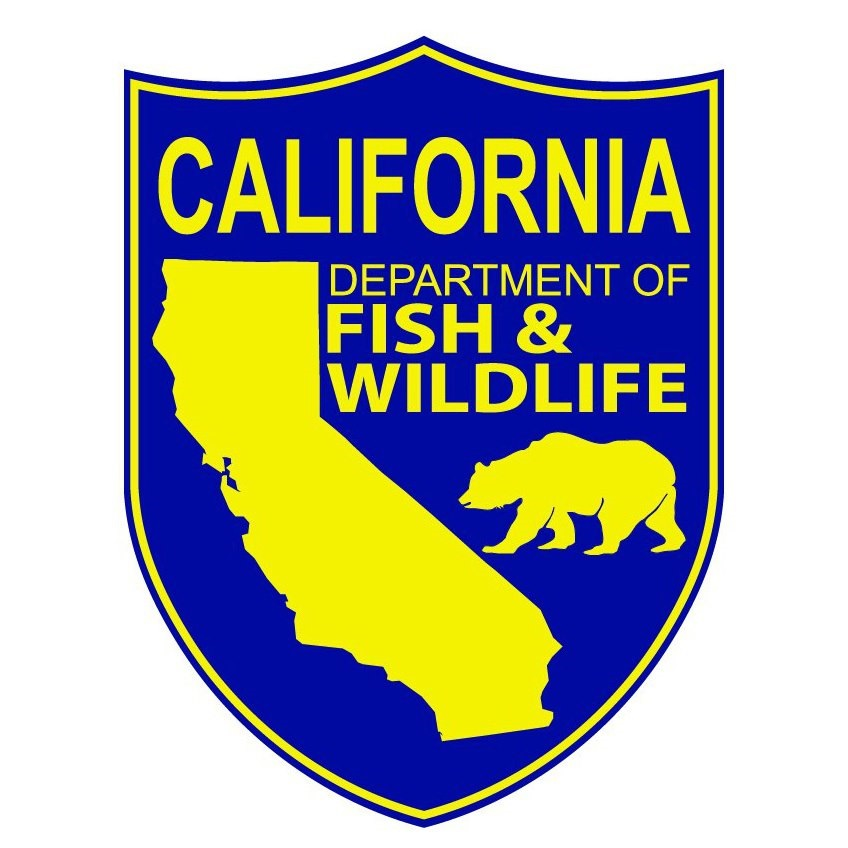Ca dept of fish and wildlife closures for Ca dept of fish and game