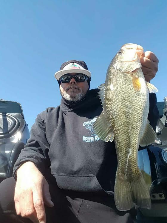 Comprehensive delta fishing report update march 4 for California delta fishing report