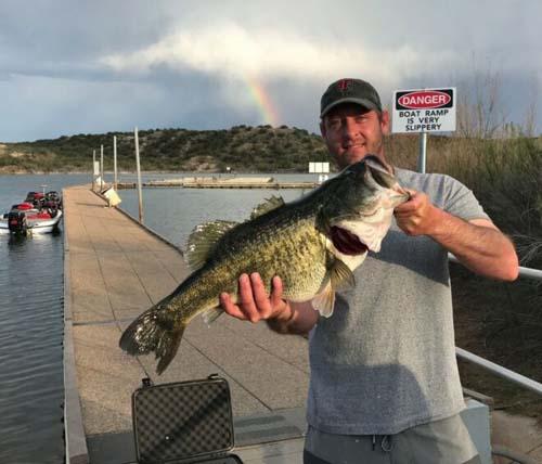 lake alan henry fishing report