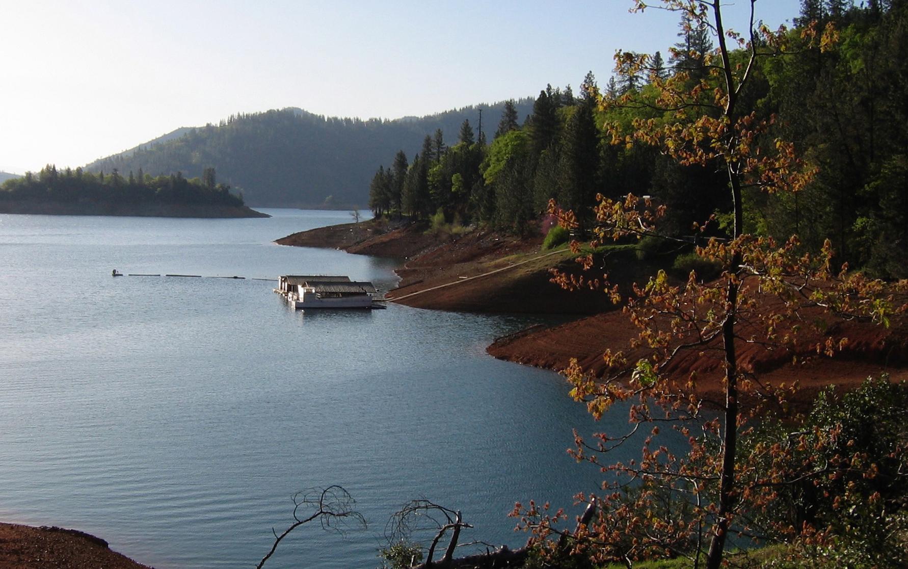 Lake shasta set to host flw series opener for Shasta motors redding california