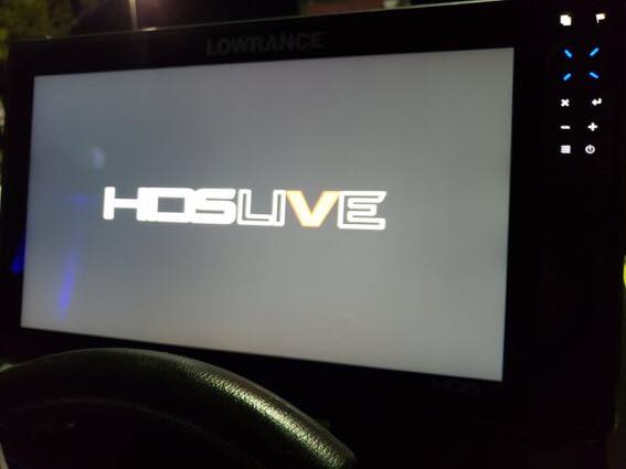 Lowrance HDS LIve   First Look with Ish Monroe   Westernbass com
