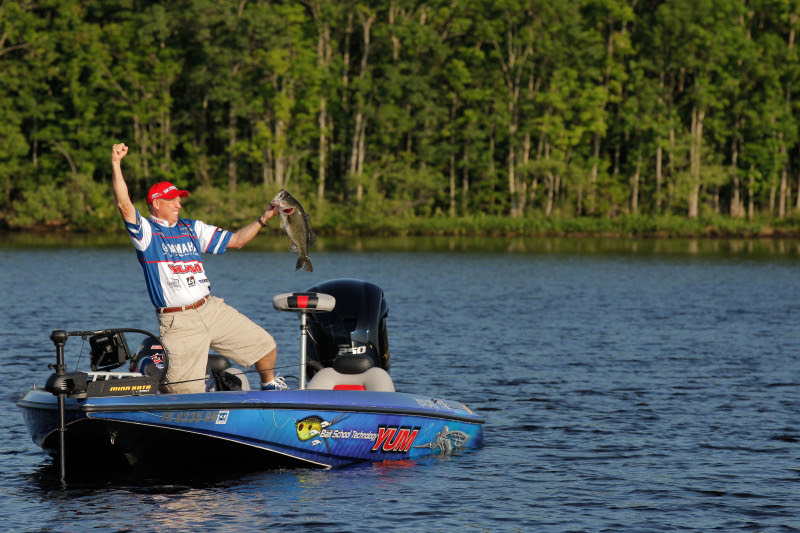 B a s s announces expanded bassmaster elite series for Fishing tournament scales