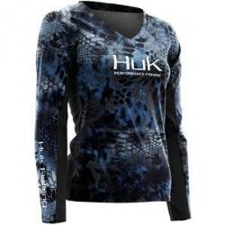 Huk expands women 39 s youth line of fishing apparel for Huk fishing shorts