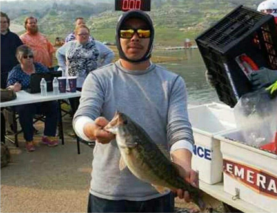 Best bass tournaments 2017 bbt central region at pine flat for Bass pro spring fishing classic 2017