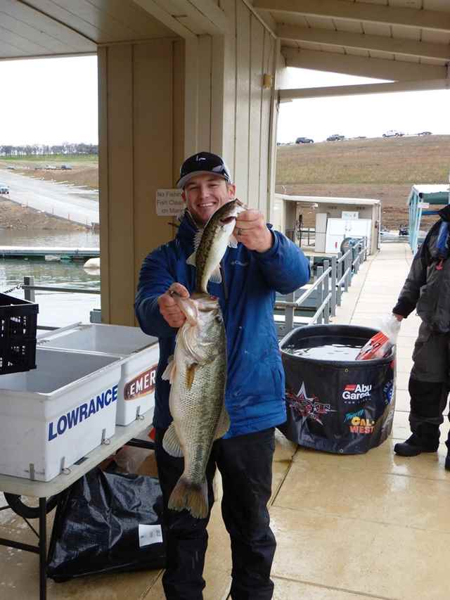 Bbt mother lode region at don pedro feb 20 for Lake don pedro fishing report