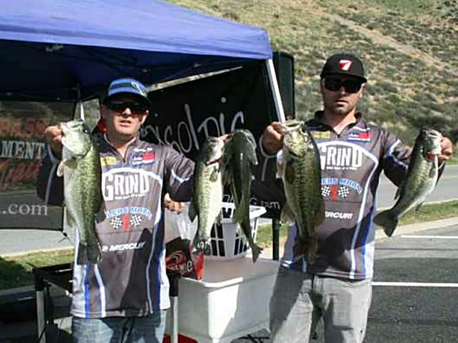 Best bass tournaments 2017 bbt socal season opener at for Bass pro spring fishing classic 2017