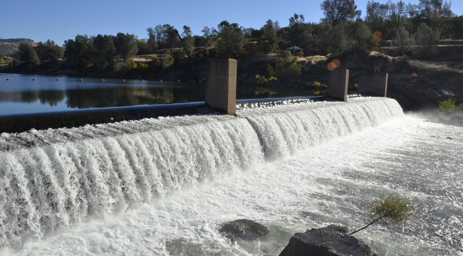 Feather River Hatchery Fish Ladder Opened Today