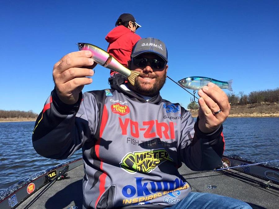 Fishing Glide Baits with Clent Davis | Westernbass com