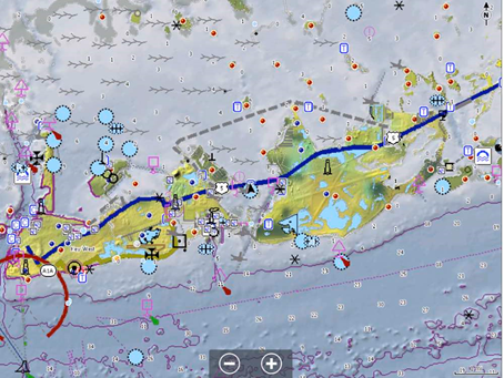 GOFREE ANNOUNCES RELEASE OF LAKE INSIGHT AND NAUTIC INSIGHT - Most up to date maps