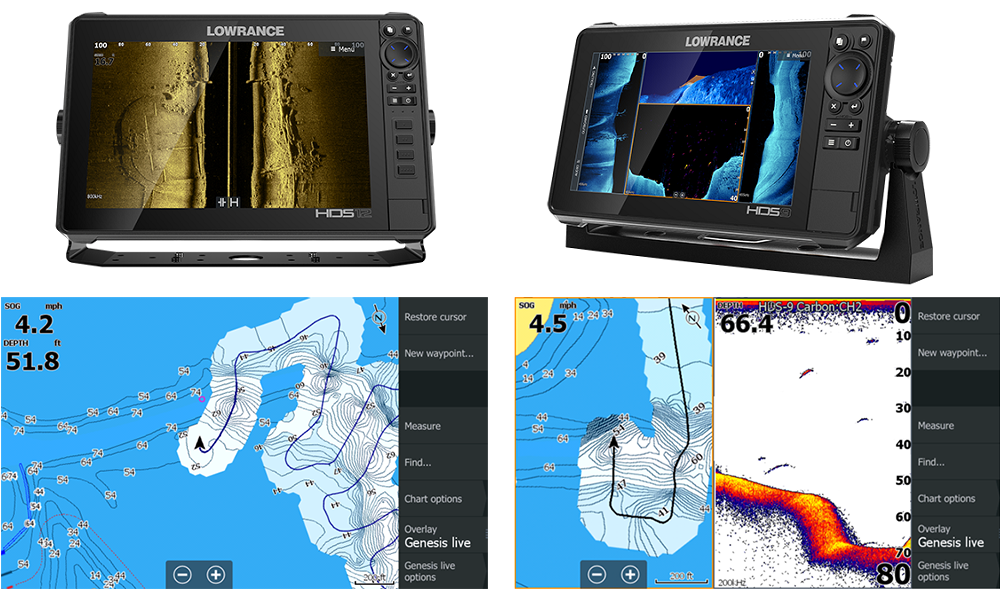 HDS Live Coming from Lowrance   Westernbass com