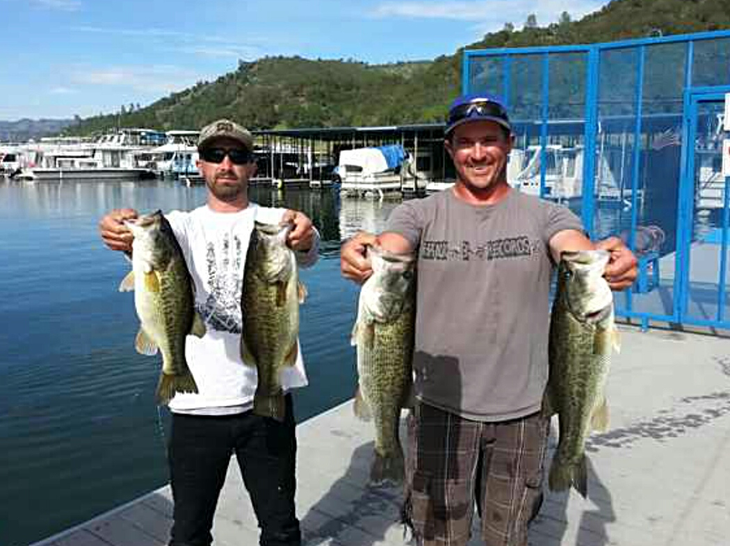 Bbt northern region opener 3 12 lake berryessa for Berryessa fishing report