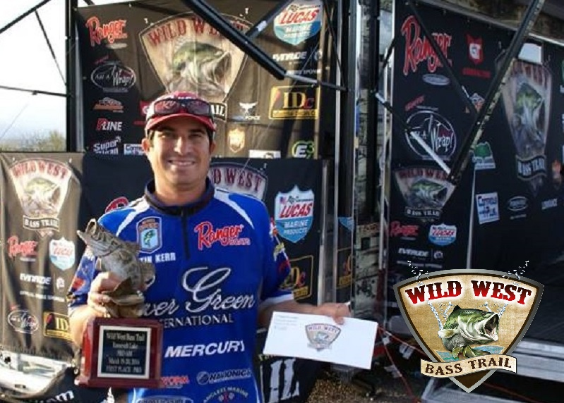 Wild west bass trail moves on to mohave for Bass pro spring fishing classic 2017