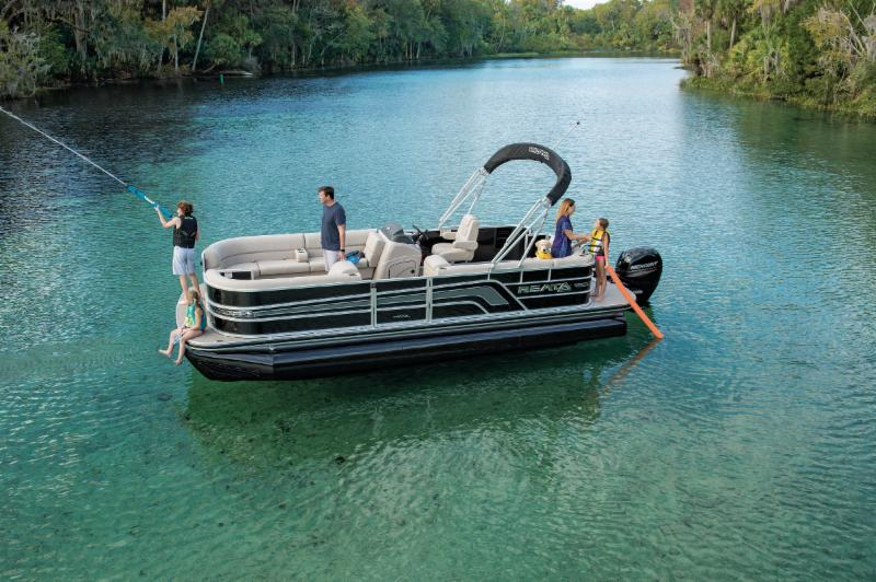 Ranger Boats Introduces Pontoon Line For 2017