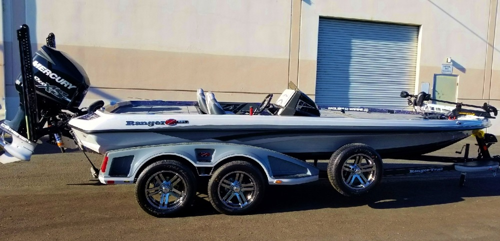 The New L Series for 2018 | Ranger Bass Boats Bold Updated