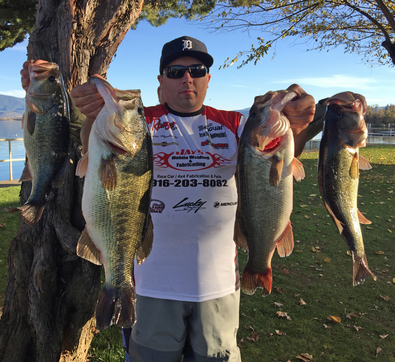 To win clear lake scbbbc toc for Lake sonoma fishing report
