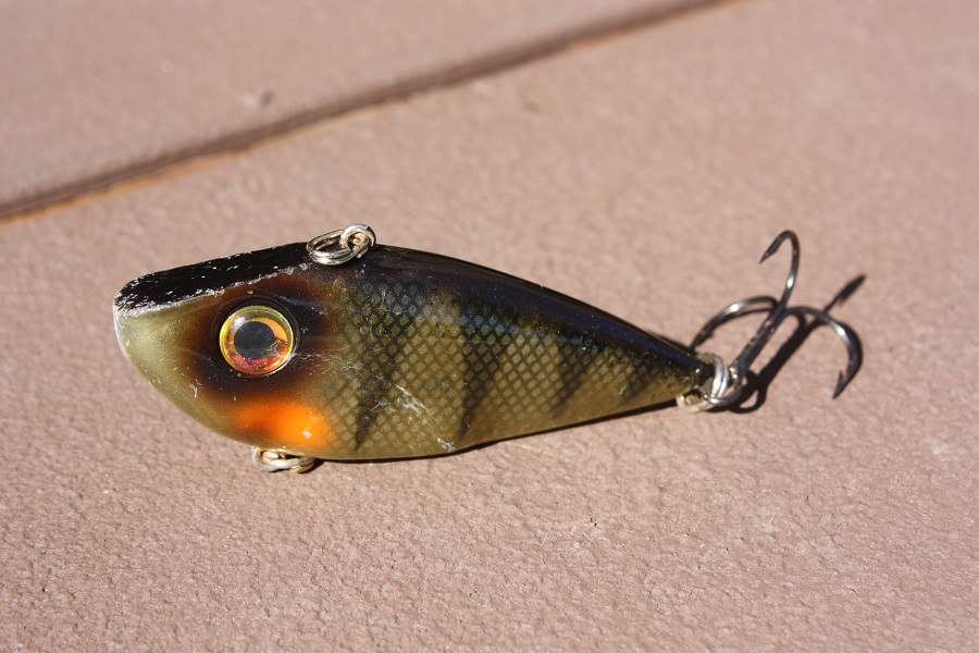 Changing the Water Column with Lipless Crankbaits