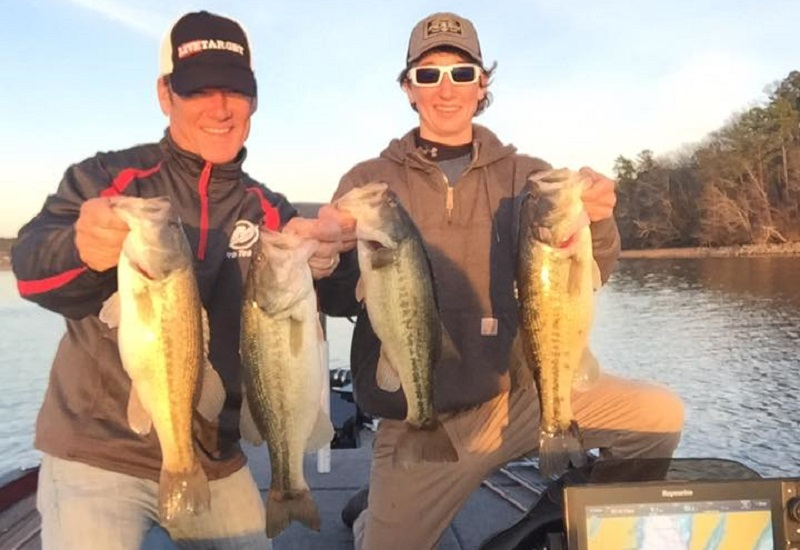 Winter Crankbait Fishing with Stephen Browning | Westernbass com