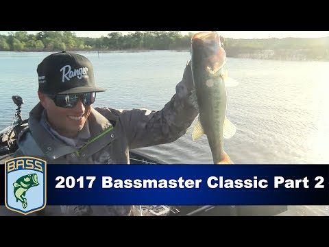 2017 bassmaster classic part 2 for Bass pro spring fishing classic 2017