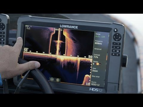 All Pro Trailers >> Setting up Lowrance HDS-12 GEN3 Electronics with Fletcher ...