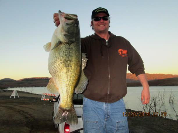 12 Pound 2 Ounce Largemouth Bass Fishing Forum
